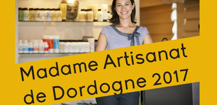 Madame Artisanat 2017, candidatez !
