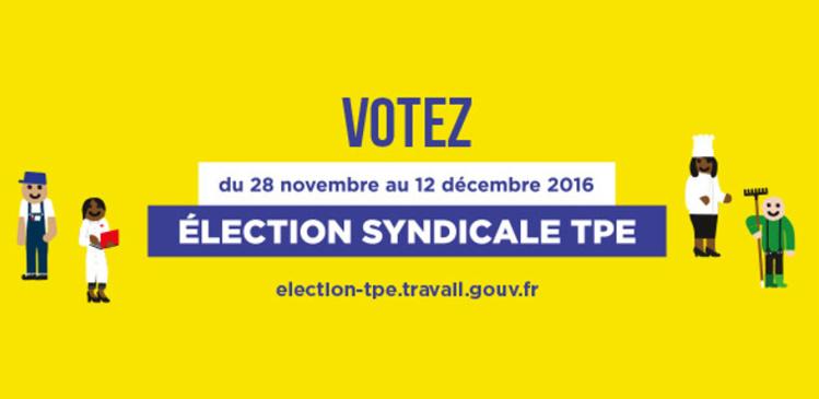 Des élections professionnelles auront bientôt lieu dans les TPE