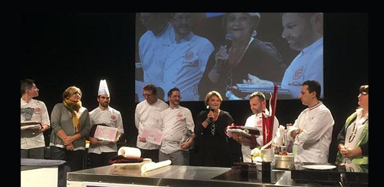 Crème des Pâtissiers : bravo aux 2 champions !