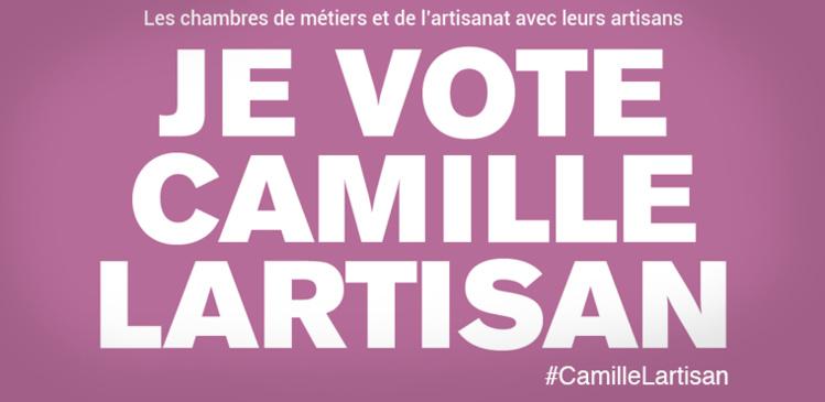 #CamilleLartisan