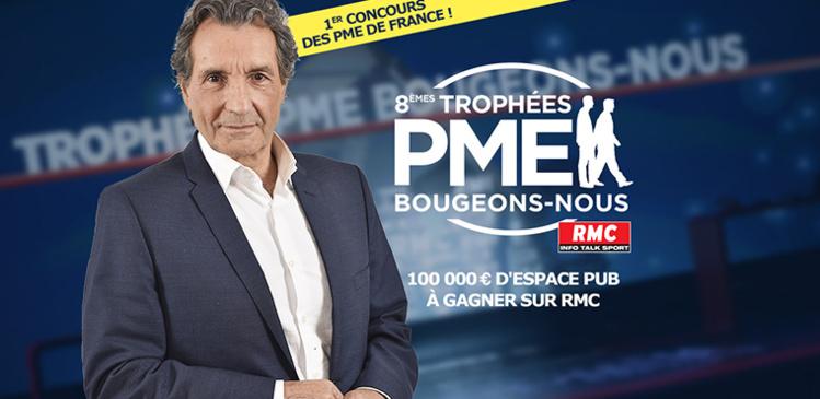 Inscrivez-vous aux Trophées PME Bougeons-nous !