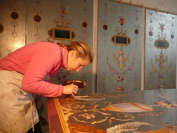 Isabelle Arpagian, artiste cosmopolite s'il en est, fera étape à Quintessence