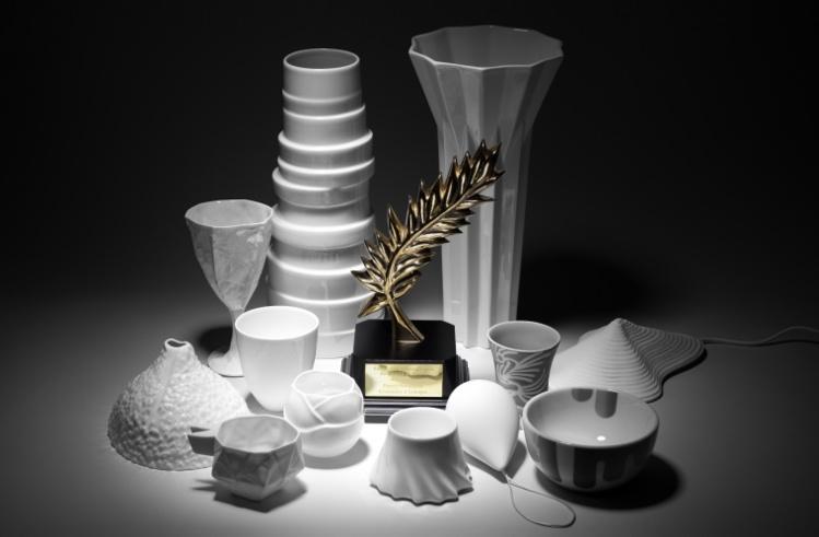 Palme d'Or 2016 du Comité de France attribuée au collectif Esprit Porcelaine © Matthieu Bussereau