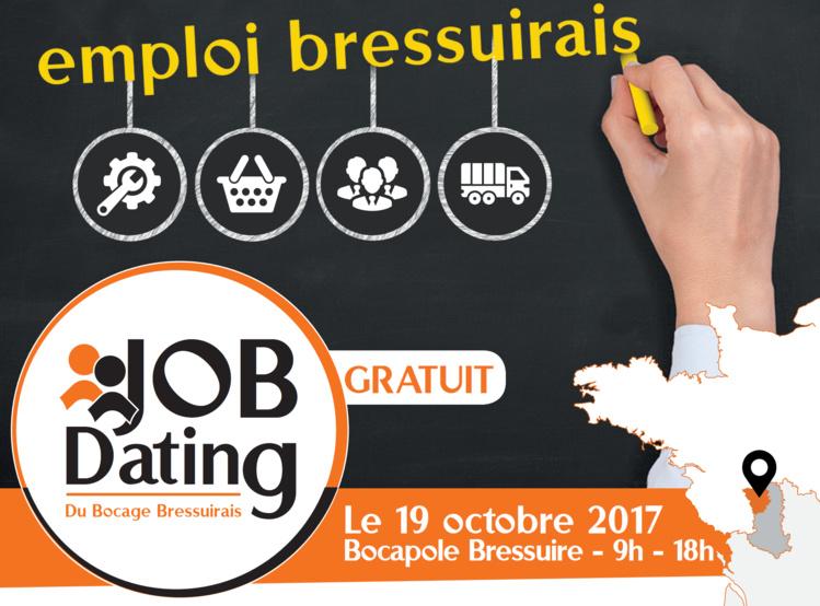 Job dating du bocage Bressuirais