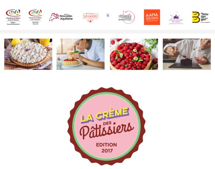 Crème des pâtissiers Nouvelle-Aquitaine : découvrez les 21 demi-finalistes !