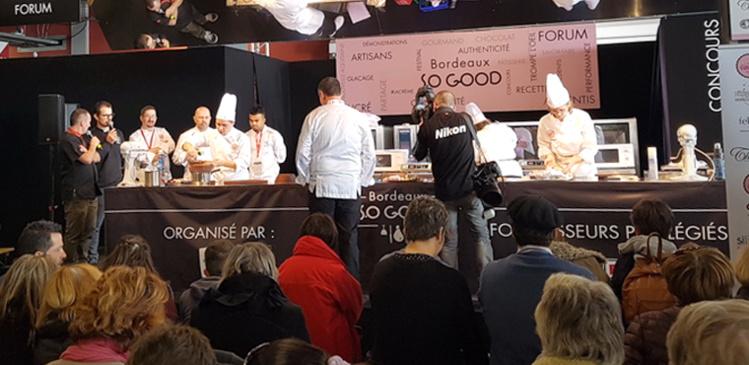 La Crème des Pâtissiers : Vincent Conter et Mathieu Massias grands gagnants de l'édition 2017 !