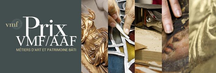 Artisans d'art, soyez prêts à concourir au Prix Métiers d'art et patrimoine bâti !