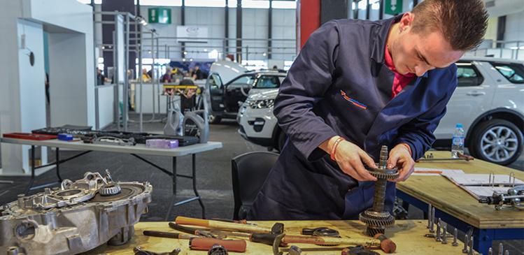 """""""Sans la mobilisation des artisans, il n'y aurait pas d'apprentissage en France"""""""