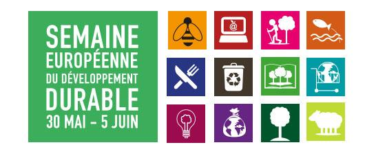Participez à la Semaine européenne du développement durable !