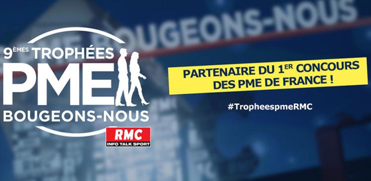 9ème édition des Trophées PME Bougeons-Nous !