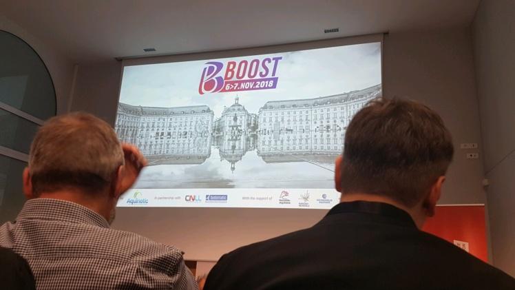 B-BOOST, 2 jours pour développer la filière open source
