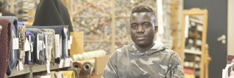 Olympiades des Métiers : un jeune couturier de Limoges est candidat