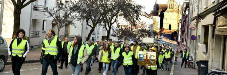 Une enveloppe de 2 millions d'euros : soutien exceptionnel de la Région en faveur des commerçants et artisans victimes du mouvement Gilets jaunes !
