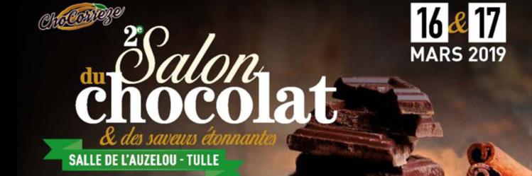Retrouvez les Artisans Gourmands du Limousin au Salon du Chocolat à Tulle