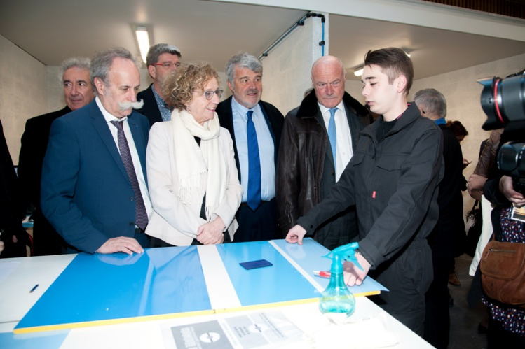 Retour en images sur l'Inauguration du CFA de Lagord