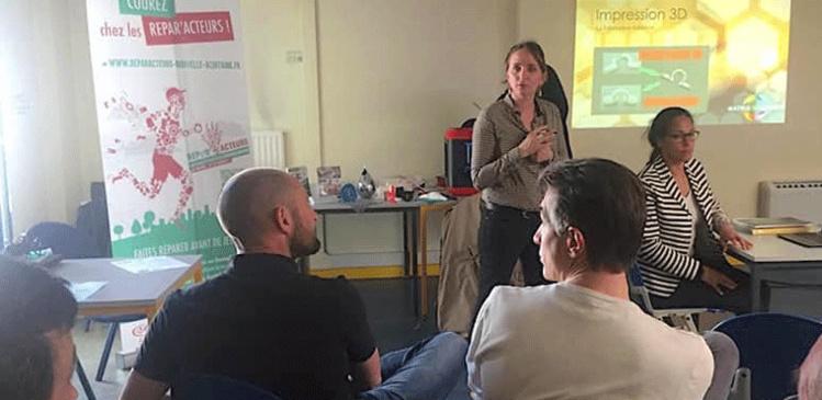Impression 3D : les Répar'Acteurs se mobilisent en Corrèze
