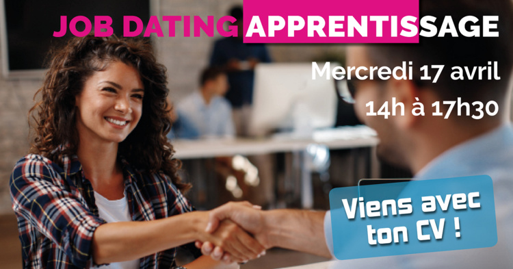 Job Dating Apprentissage - 17 avril