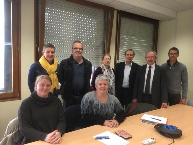 A la rencontre des #artisans élus de la #CMA de la #Creuse