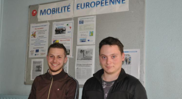 Aqui ! : Le CFA des Métiers de Boulazac mise sur la mobilité européenne