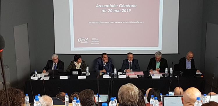 Les élus de Nouvelle-Aquitaine réunis en AG à Bordeaux