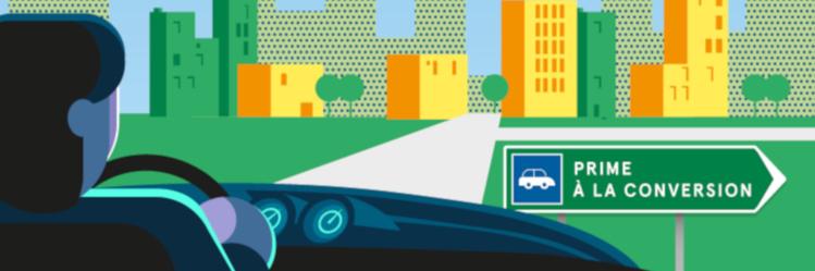 Prime à la conversion des véhicules : nouvelles modalités !
