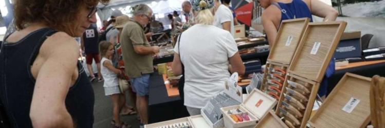 Fête du couteau à Nontron en Dordogne