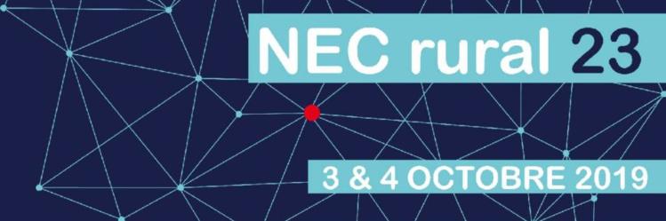 Salon NEC Rural 23 : un salon pour accompagner la transition numérique