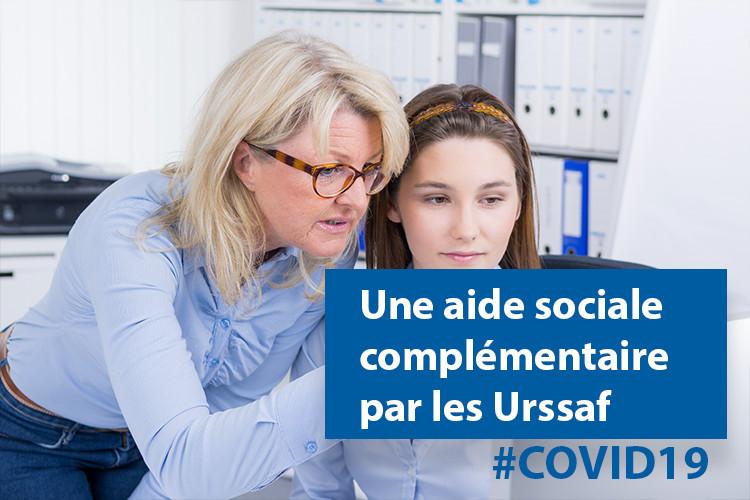 #COVID19 : les Urssaf proposent une aide financière exceptionnelle pour les indépendants