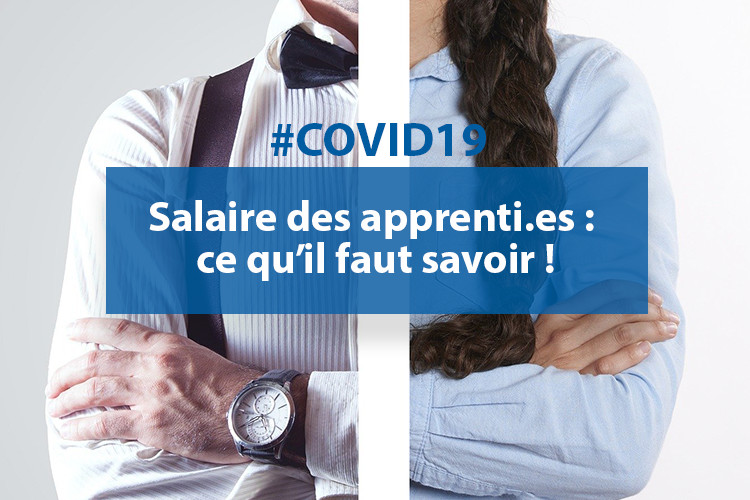 #COVID19 : quid du salaire des apprentis en chômage partiel ?