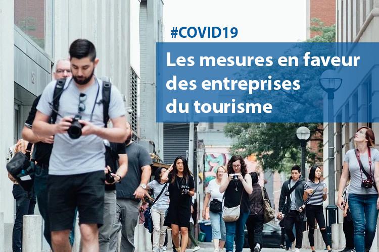 #COVID19 : les mesures en faveur des entreprises du tourisme