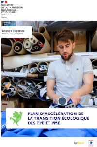 Plan d'accéleration de la transition écologique des TPE et PME