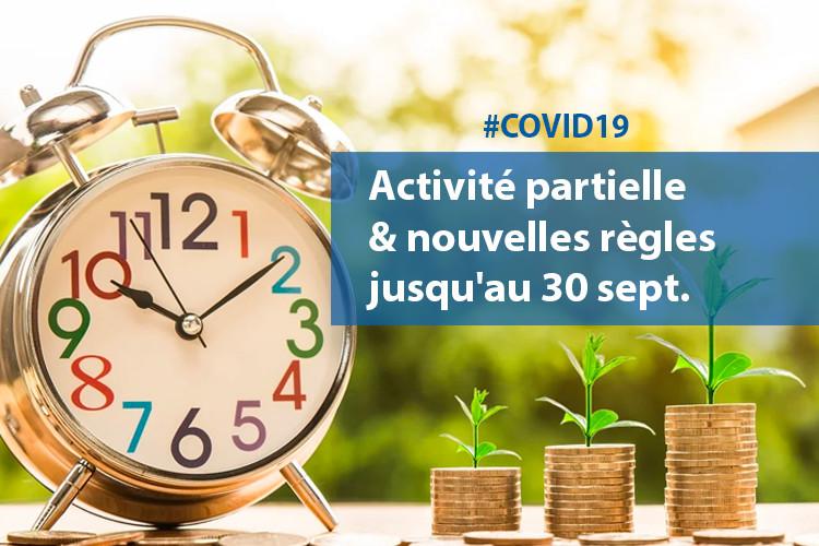Covid-19 : Le décret sur l'allocation d'activité partielle jusqu'au 30 septembre vient de paraître