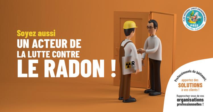 Radon : rencontres à venir avec les professionnels du bâtiment