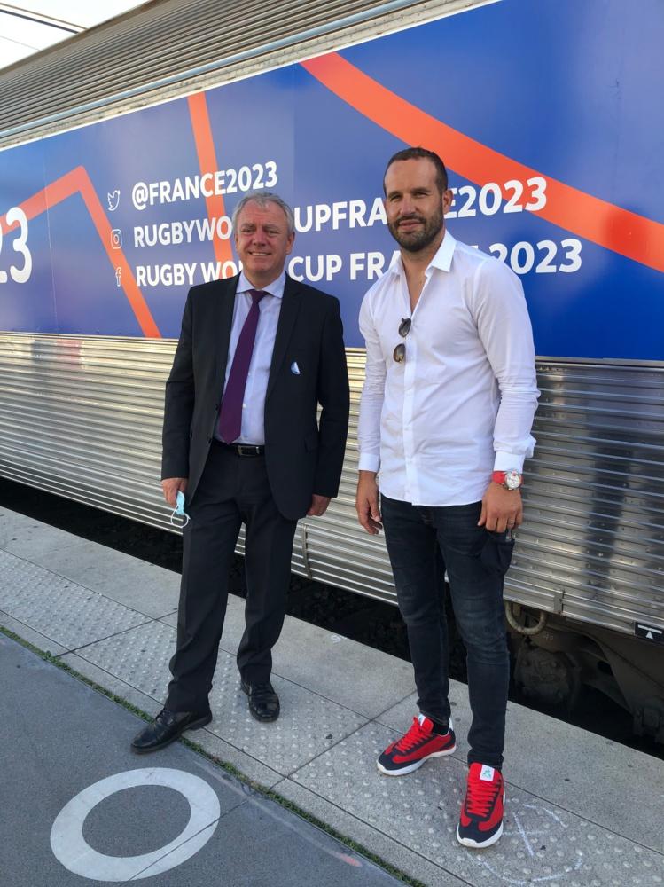 L' #Artisanat, partenaire de la Coupe du monde de #rugby 2023