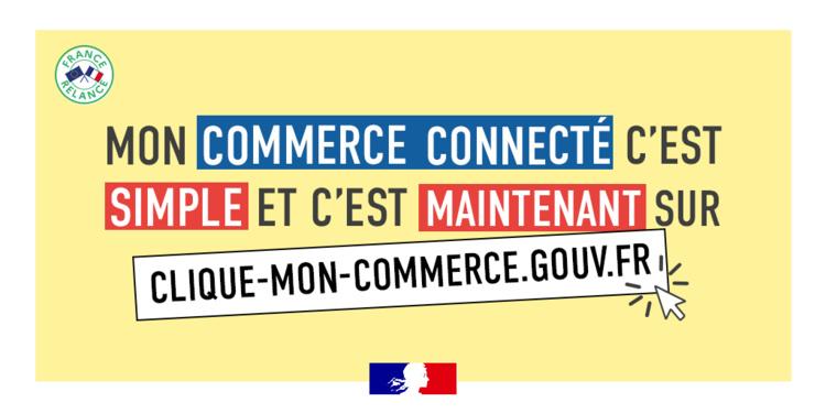 #COVID19 : Clique Mon Commerce : des solutions rapides pour digitaliser son entreprise