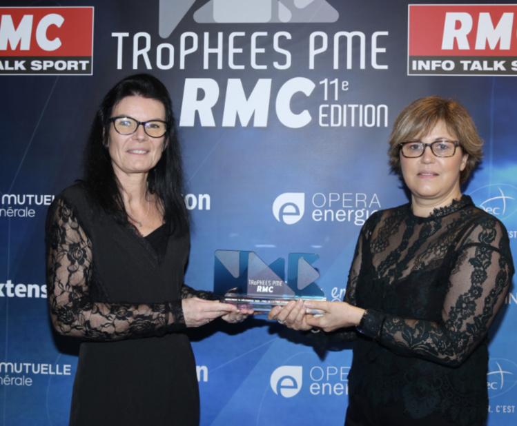 Trophées PME RMC : 2 entreprises néo-aquitaines lauréates