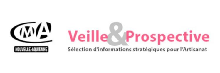 """La newsletter """"Veille et prospective"""" pour l'#artisanat ! [#1 - Avril 2021)"""