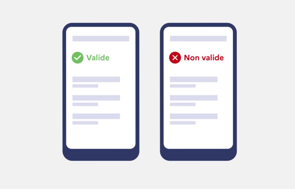 Passe sanitaire : comment utiliser TousAntiCovid Verif ?