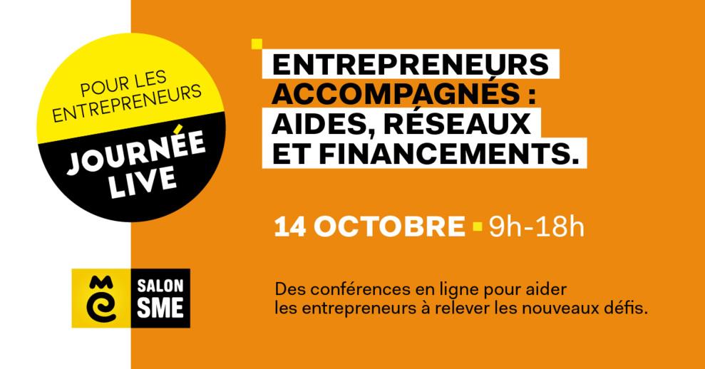Participez au Salon SME Online le 14 Octobre !