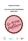 Presse : Concours La Crème des Pâtissiers Edition 2016