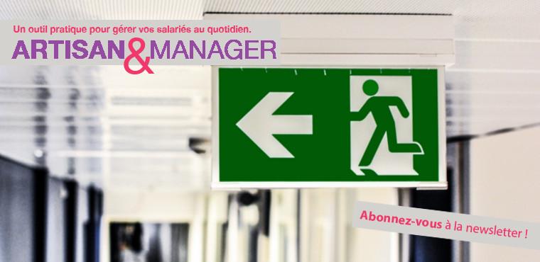 L'employeur doit garantir la sécurité et la salubrité du lieu de travail