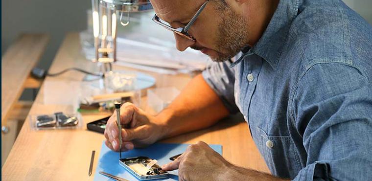 """""""Artisans, des Pros de la réparation"""" (Info Magazine)"""