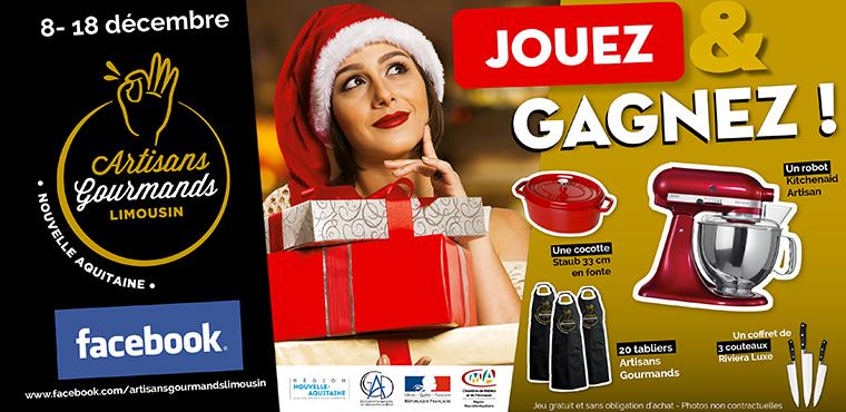 Presse : Fêtez Noël avec les Artisans Gourmands du Limousin