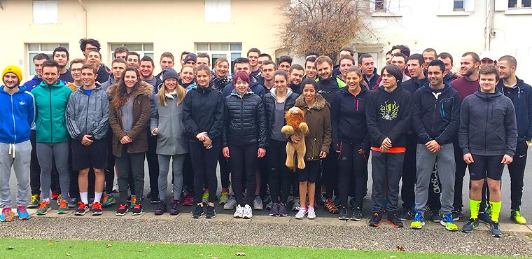 L'équipe Nouvelle-Aquitaine 2017