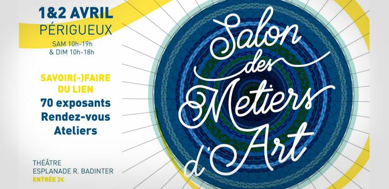 Les Journées européennes des métiers d'art 2017 en Dordogne