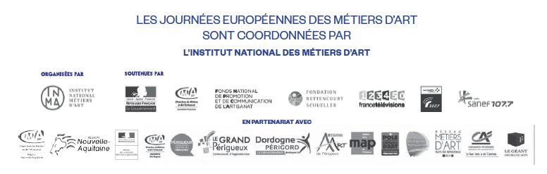 Les Journées Européennes des Métiers d'Art 2017 en Charente-Maritime