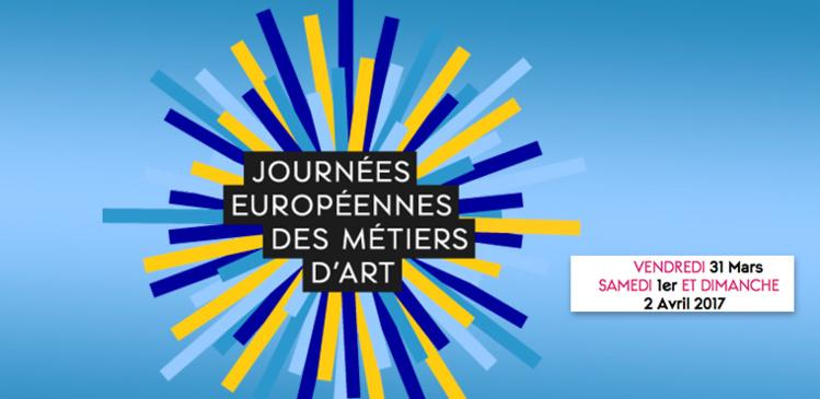 Les Journées Européennes des Métiers d'Art 2017 dans la Vienne