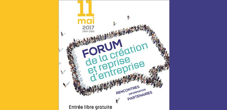 Le Forum de la création et reprise d'entreprise à Saintes !