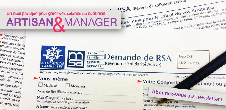RSA et prime d'activité : modalités de calcul assouplies pour les travailleurs indépendants