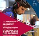 Rappel - Inscription aux 45es Olympiades des métiers